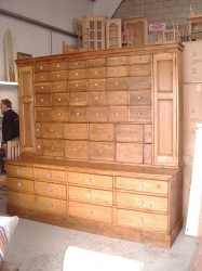 Apothecary Dresser - SOLD