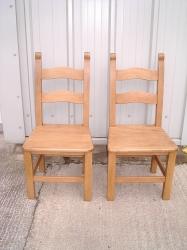 Breton Chair Beech Seat