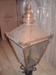 Copper Lantern tops