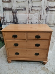 Victorian Pine Chest of Drawers SOLD