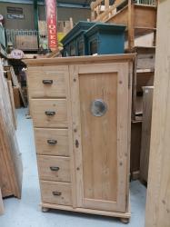 5 drawer Dutch larder / linen cupboard