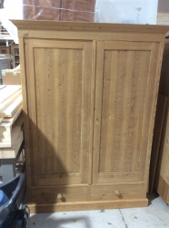 Antique Dutch Wardrobe -  W11