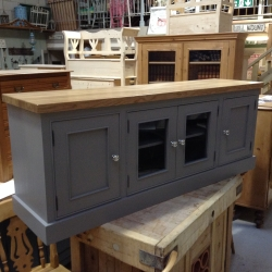 Long low sideboard - Available to order