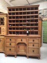 The Ultimate Wine Rack Dresser
