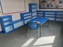 School Bookcase Project