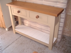 Painted Console Table - Available to order
