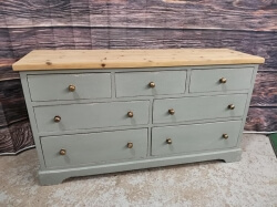 7 Drawer Chest / sideboard