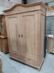 Large Arch Top Robe with Superb Storage - SOLD