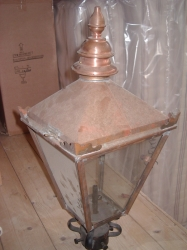 Copper Lantern tops