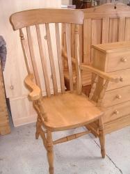 Slat Grandad Chair