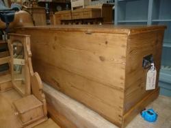 Antique Pine Box