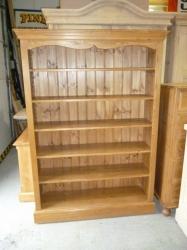 Waxed Bookcase