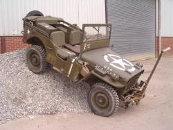1943 Willys Jeep MB - SOLD