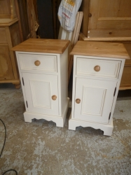 Painted Bedsides