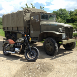 GMC 353 Troop Carrier