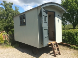 Shepherds Hut / Living Van
