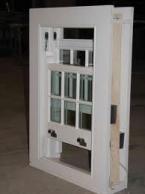 Georgian double glazed sliding sash window