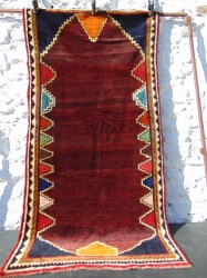 Kezanlu - Qashqai.  237 x 123. cm.