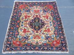 Bijar,Persian..<br/>  115 x 150 cm