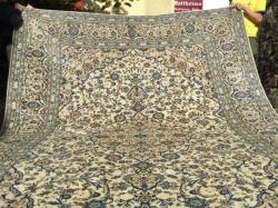 Persian Kashan.  395 x 290