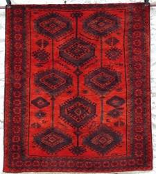 Lur Tribal .205 x 169 cm.   6' 9