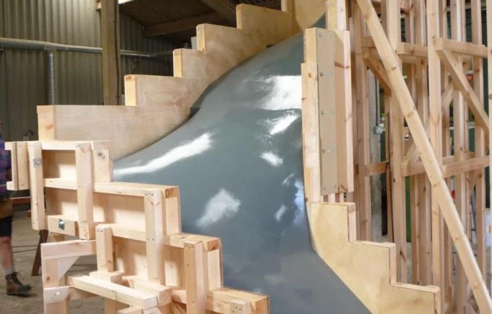 Timber & Fibreglass Moulds