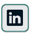 linkedin white icon