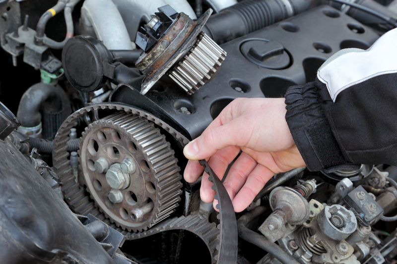 Cambelt Replacement & Servicing in Fleetwood