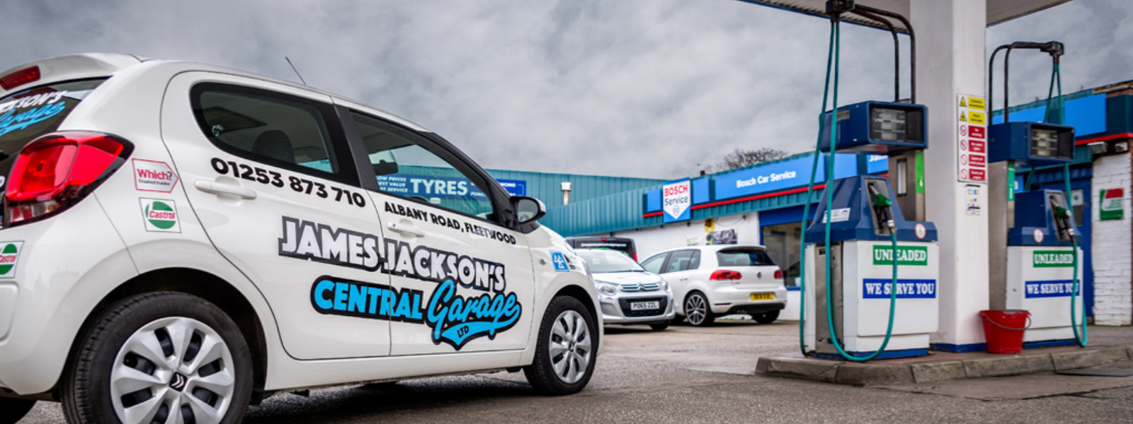 Garage Services in Fleetwood