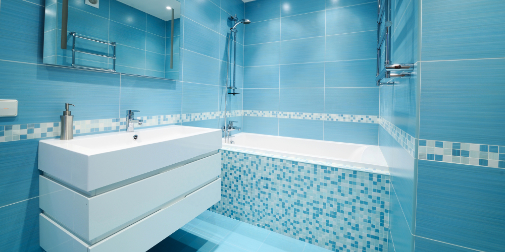 ADDING PERSONALITY TO BATHROOM DESIGN