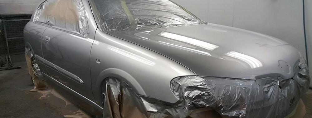 Body Repairs & Painting