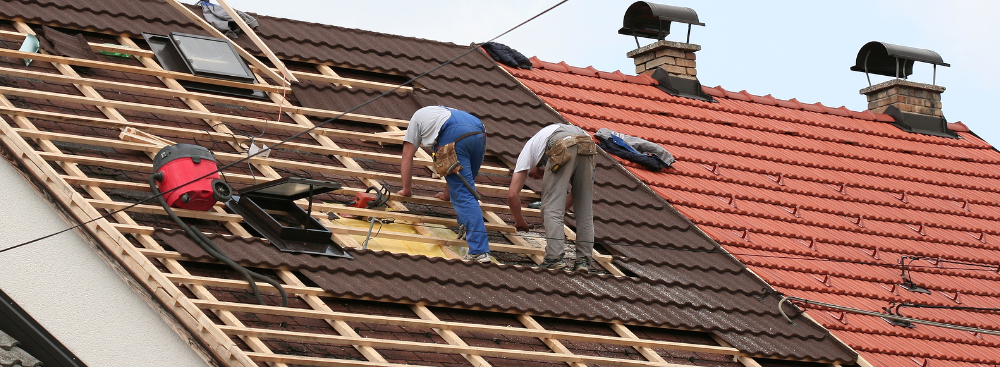 We specialise in all types of roofing services