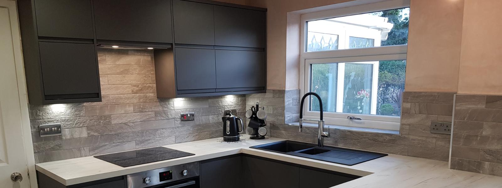 Bathroom and Kitchen Installation In Crewe