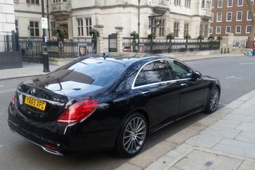 VIP Chauffeur Services