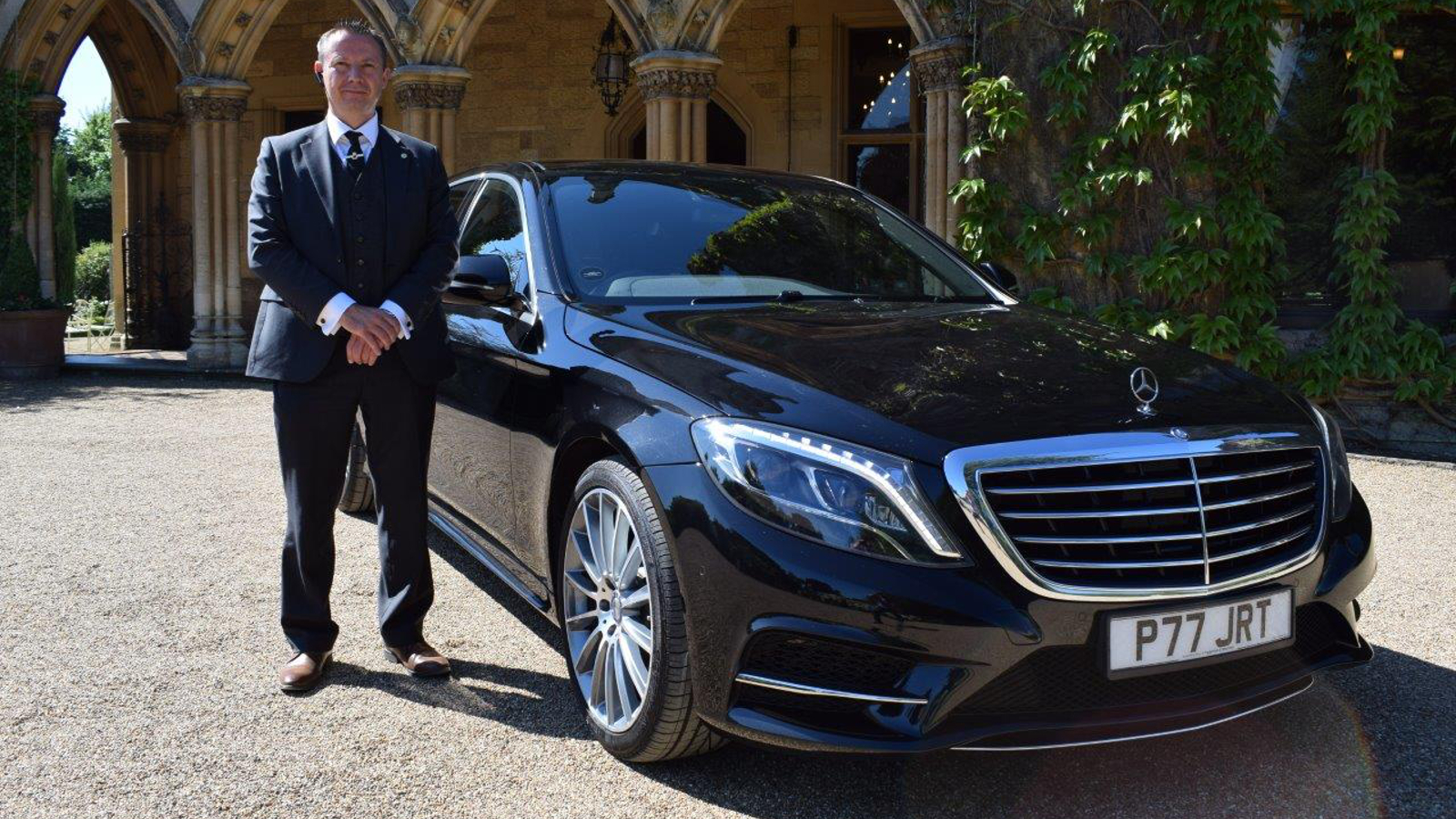 JONNY-ROCKS Luxury Chauffeurs