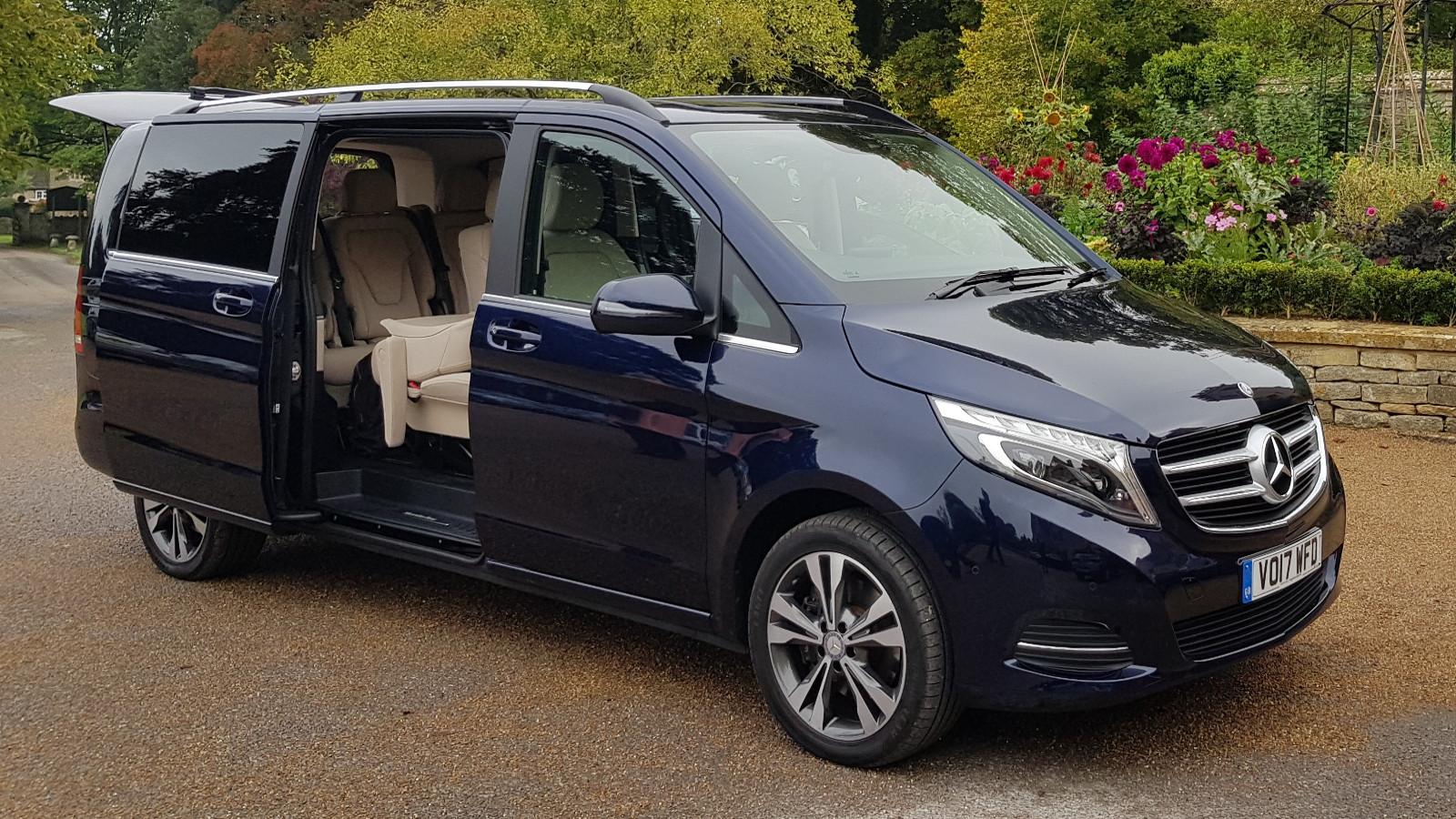 Luxury Car Hire Swindon