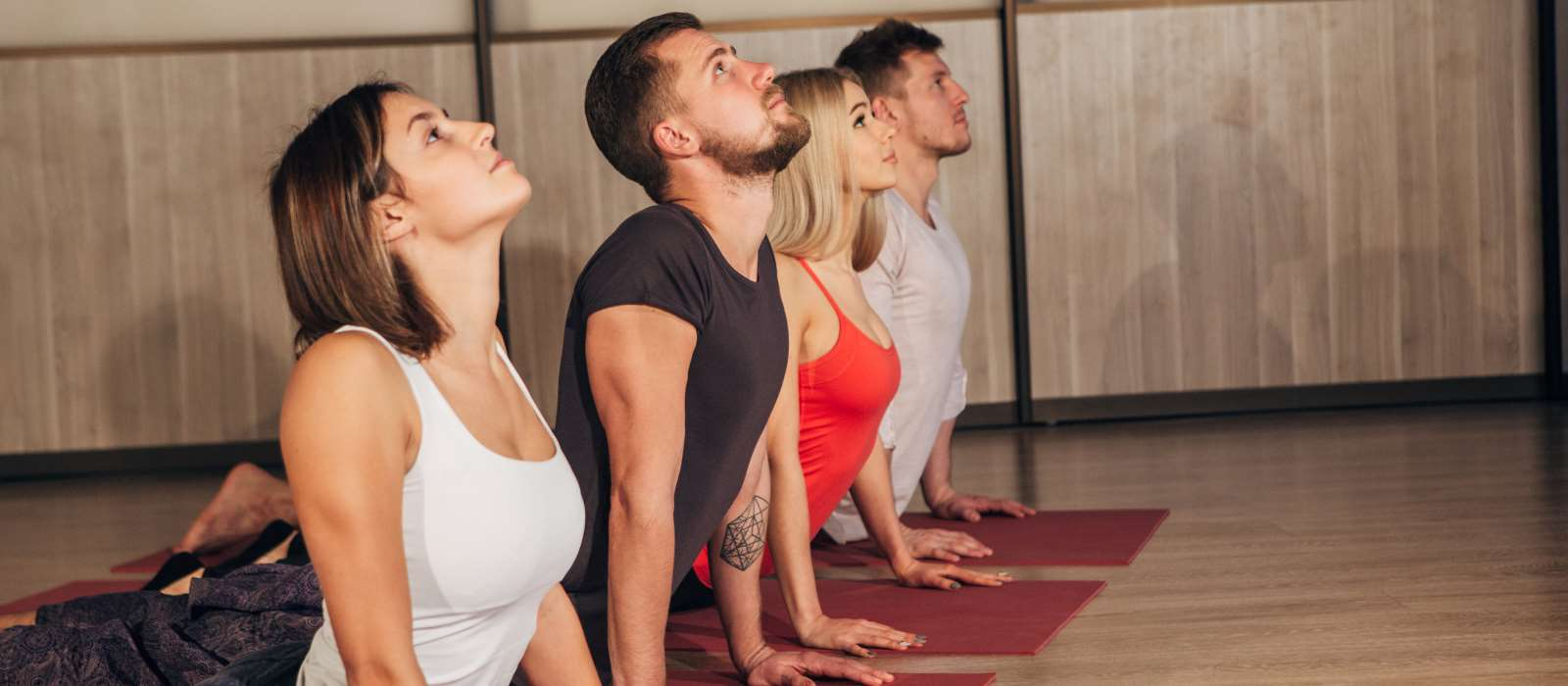 Wide Range of Yoga Classes