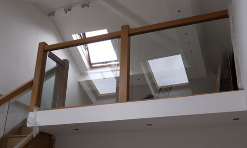Balustrades & Handrails