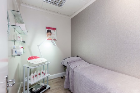 Facial Treatments Room