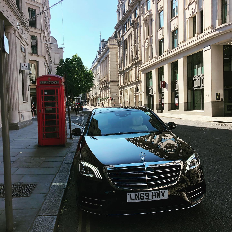 JONNY-ROCKS Luxury Chauffeurs - LONDON