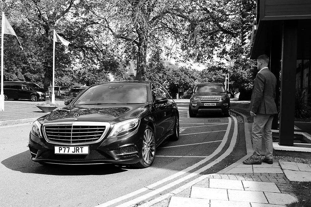 Evening Chauffeur Services