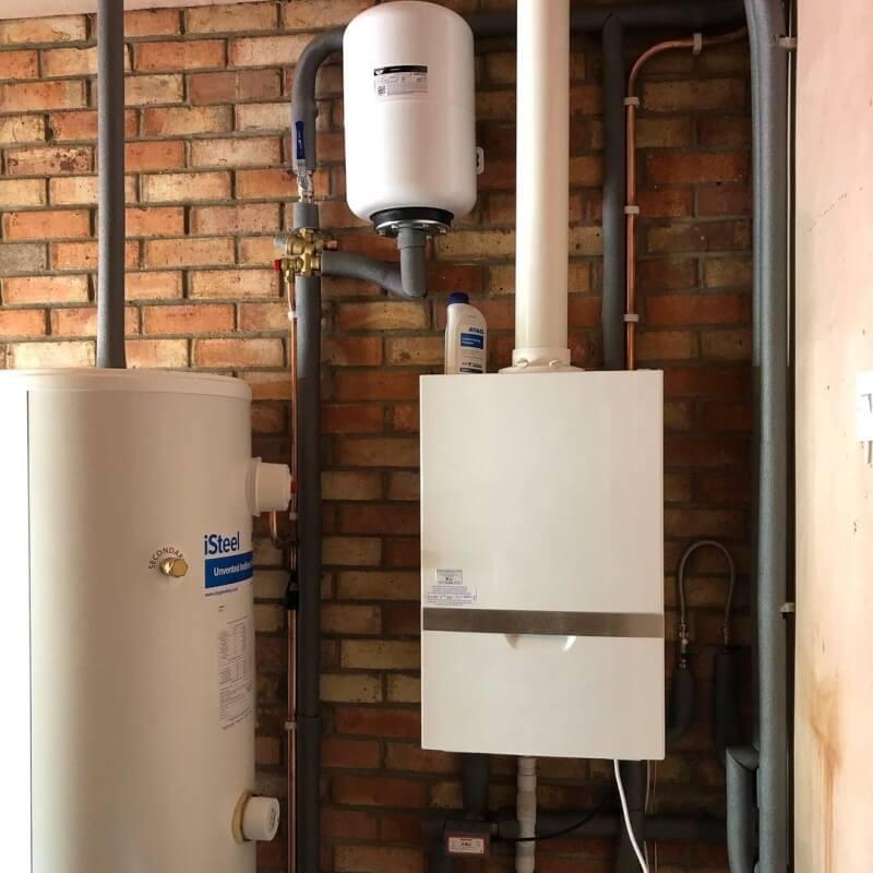 Modern Boiler