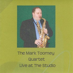 The Mark Toomey Quartet vinyl front cover
