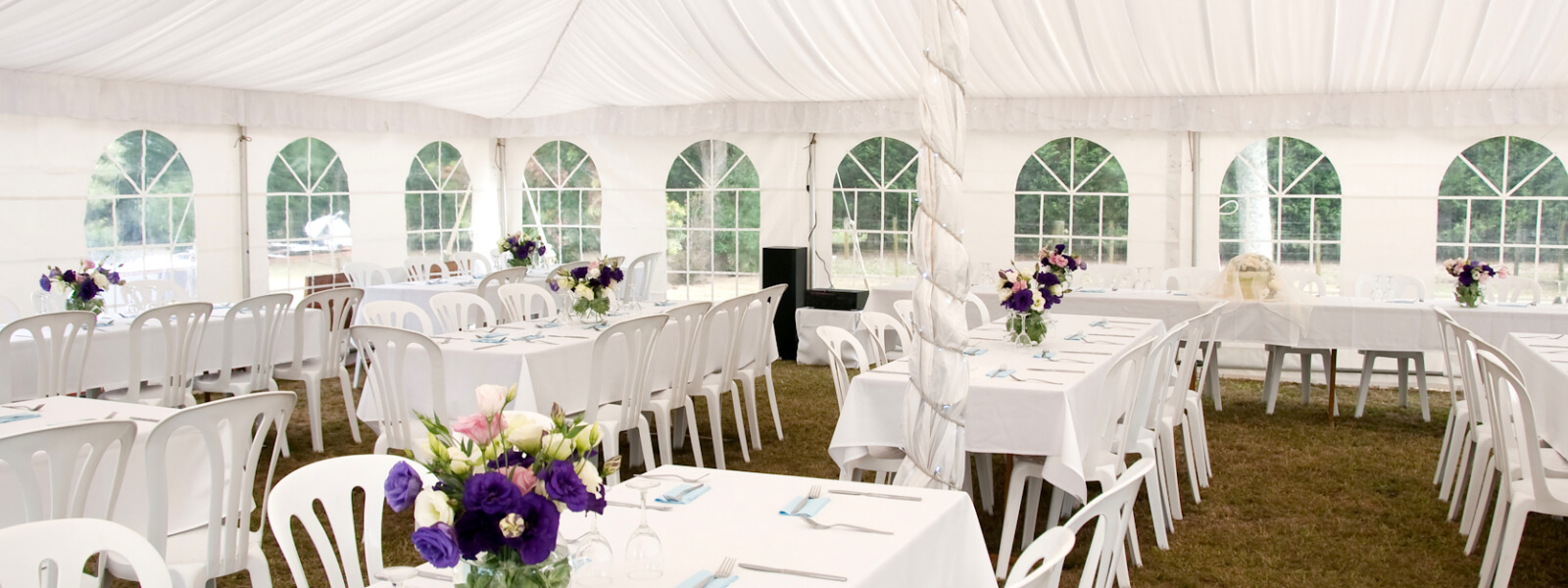 Marquee Hire in West Midlands & Surrounding Areas