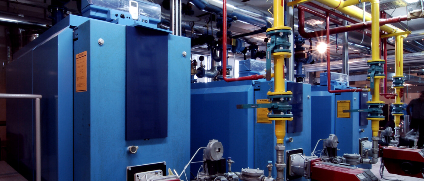 Industrial, Commercial and Domestic Plumbing