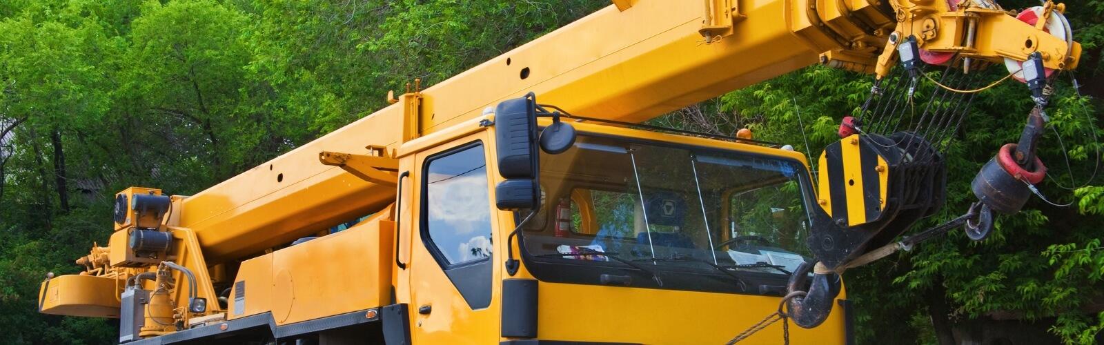 Mobile Crane Hire in Lincoln