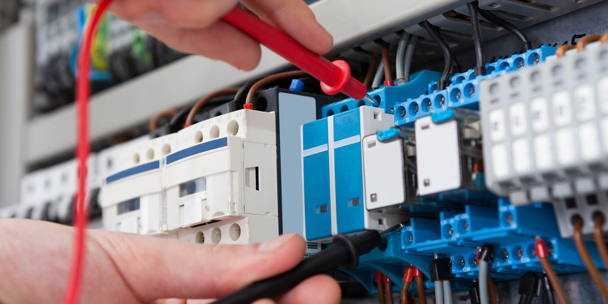 Commercial Industrial Electricians West Midlands Md Electrical Wiring And Installation Automated Systems