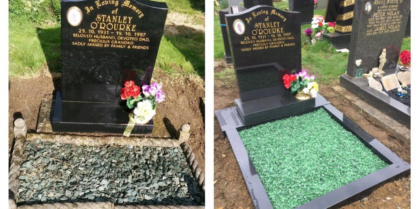 Memorials in Manchester