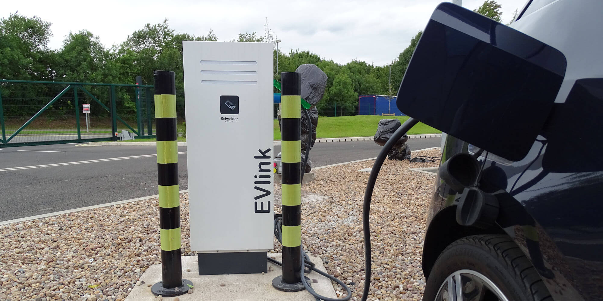 Electrical Vehicle Charging Points