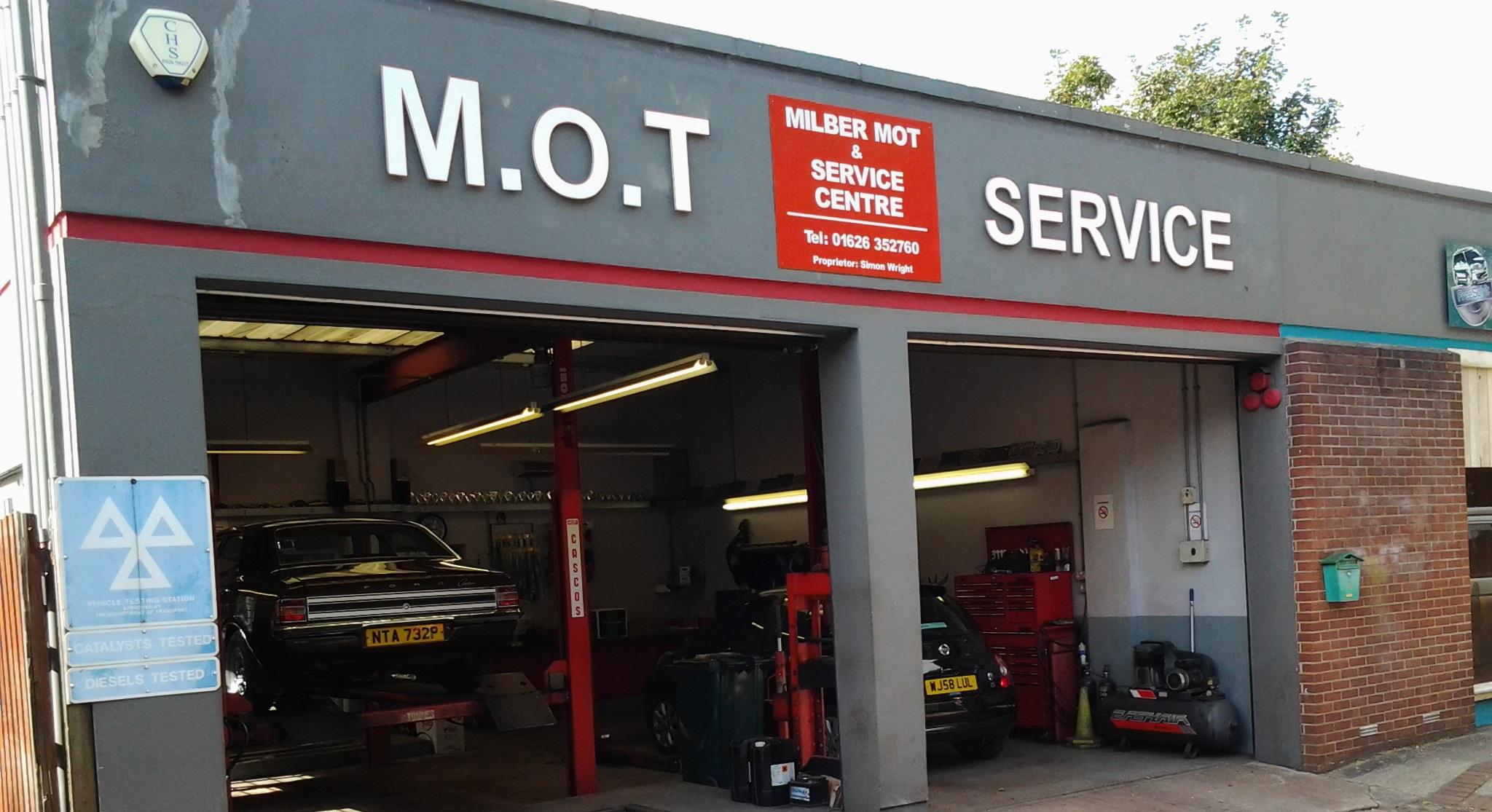 Milber MOT & Service Centre